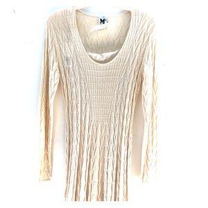 Missing beige dress NWT